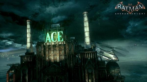 Fanfic / Fanfiction Harley Quinn: a origem - Capítulo 17 - Ace Chemicals