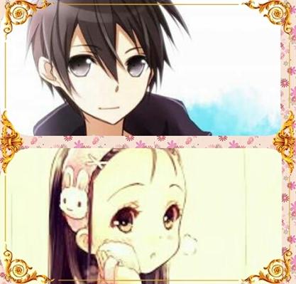 Fanfic / Fanfiction Haruni Uma Garota Comum - Capítulo 2 - A Verdadeira Amizade ☆