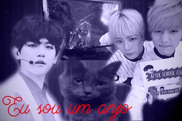 Fanfic / Fanfiction I am a cat (Imagine GOT7, EXO, UNIQ,BTS) - Capítulo 2 - Eu sou um anjo