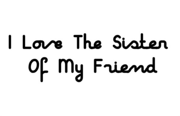 Fanfic / Fanfiction I Love The Sister Of My Friend - Capítulo 1 - Apresentações