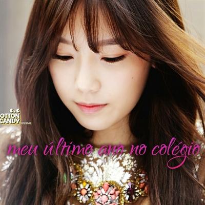 Fanfic / Fanfiction Imagine JungKook - Capítulo 1 - Capítulo 1 - Meu último ano no colégio