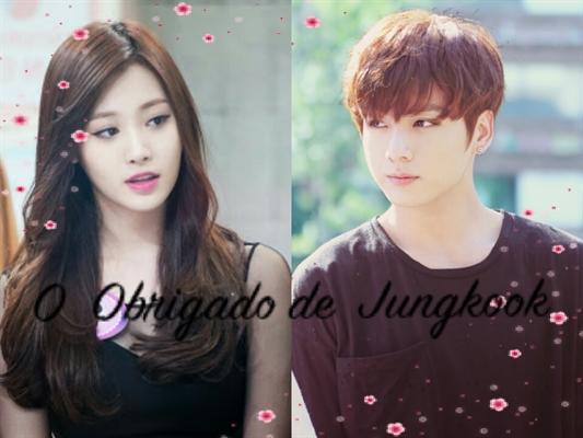 Fanfic / Fanfiction Imagine JungKook - Capítulo 2 - O Obrigado do Jungkook