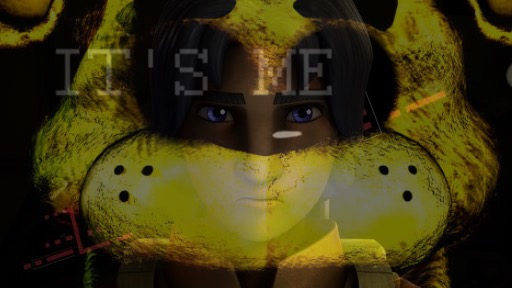 Fanfic / Fanfiction It's me. - SWR e FNAF Crossover - Capítulo 4 - Golden memories.