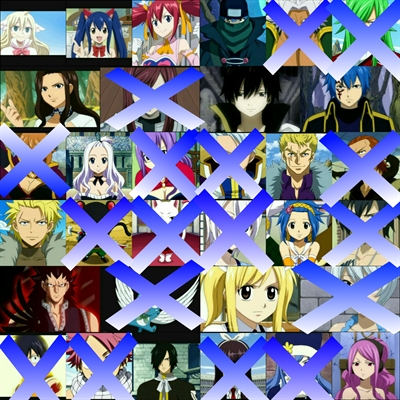Fanfic / Fanfiction Jogos da fairy tail - Capítulo 18 - Décimo sétimo eliminado