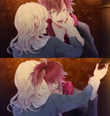 "Fanfic / Fanfiction Laços de sangue... - Capítulo 6 - ""Ayato, você mentiu para min..."""