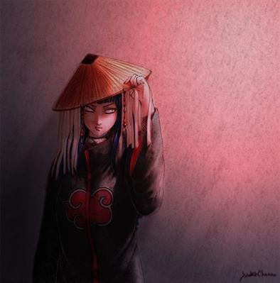 Fanfic / Fanfiction Lágrimas sangrentas do Byakugan - Capítulo 1 - A entrada de Hinata na Akatsuki