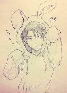 Fanfic / Fanfiction Levi Is My Bunny Love - Capítulo 1 - Primavera : tempo da Colheita