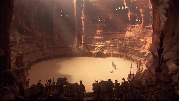 Fanfic / Fanfiction Marble Kingdom - Capítulo 17 - Arena dos Dragões