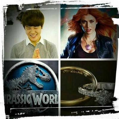 Fanfic / Fanfiction Minha vida confusa - Capítulo 9 - Ferias com dinossauros pt4