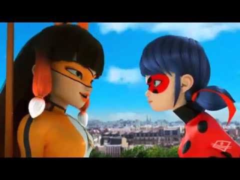 Fanfic / Fanfiction Miraculos as aventuras de ladybug - Capítulo 14 - Marinette descobriu tudo