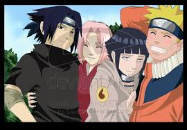 Fanfic / Fanfiction Naruto amigos e rivais. - Capítulo 36 - Redenção de Sasuke.