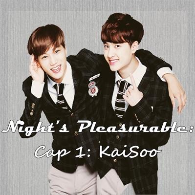 Fanfic / Fanfiction Night's Pleasurable - Capítulo 1 - Night's Pleasurable: Cap 1: KaiSoo