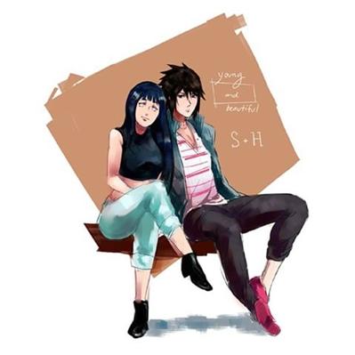 Fanfic / Fanfiction Nossas Diferenças!! (Sasuhina) - Capítulo 8 - Eu não quero gostar de você!!