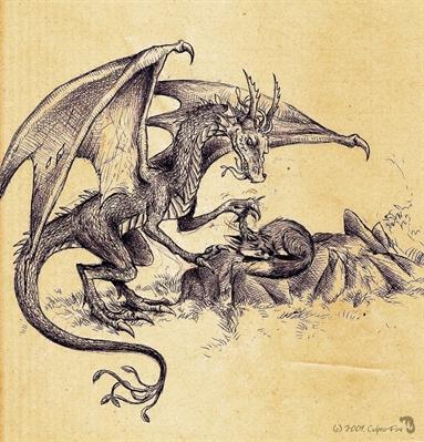 Fanfic / Fanfiction O Dragão e a Raposa - Arco 1 - Capítulo 8 - Diplomacia