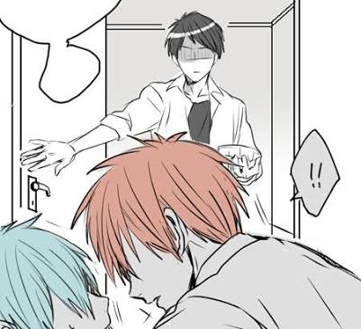Fanfic / Fanfiction O harem de Akashi Seijurou? - Capítulo 17 - Que q ta conteseno