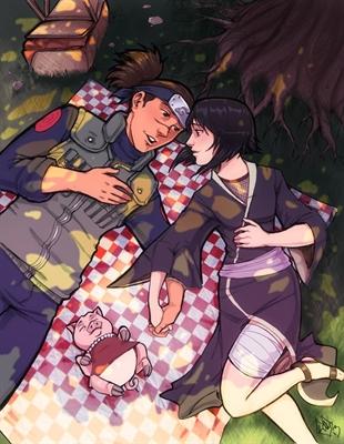 Fanfic / Fanfiction Outra guerra - Capítulo 89 - Casamento de Iruka e Shizune