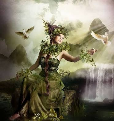 Fanfic / Fanfiction Para Sempre Eternos - Capítulo 3 - Conhecendo a mãe terra