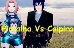 Fanfic / Fanfiction Pirralha vs caipira - Capítulo 8 - Meu sangue !!