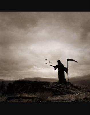 Fanfic / Fanfiction Poesias - Capítulo 23 - A Morte
