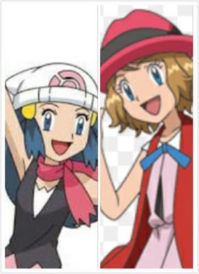 Fanfic / Fanfiction Pokémon:Jornada em confusão com as gêmeas - Capítulo 10 - A escolhida.