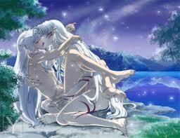 Fanfic / Fanfiction Por que fui amar esse meio youkai - Capítulo 2 - O desejo realizado