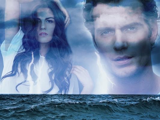 Fanfic / Fanfiction Poseidon e Athena ( O Tridente Perdido) - Capítulo 12 - Como assim ela sumiu!!???