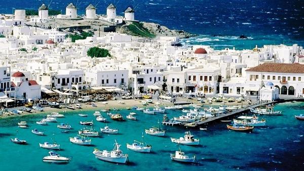 Fanfic / Fanfiction Put You Down First Season - Capítulo 151 - Santorini, Grécia!