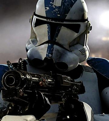 Fanfic / Fanfiction Star Wars - Relatório de um soldado da 501st - Capítulo 1 - Primeiro assalto