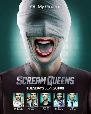 Fanfic / Fanfiction Scream Queens (Montro Verde) - Capítulo 1 - Premiere 1