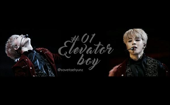 Fanfic / Fanfiction Show me what to do - long Imagine jimin (BTS) - Capítulo 1 - Elevator boy