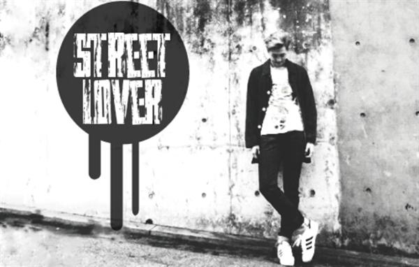 Fanfic / Fanfiction Street Lover {Kim Namjoon} - Capítulo 1 - Um garoto