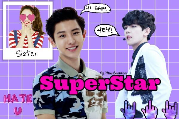 Fanfic / Fanfiction SuperStar (ChanBaek) - Capítulo 2 - Two!