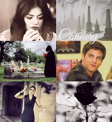 Fanfic / Fanfiction Sweet Sin (Hiatus) - Capítulo 19 - Cemitery
