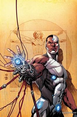 Fanfic / Fanfiction Teen Titans: All VS. All - Capítulo 9 - A Escolha do Robo