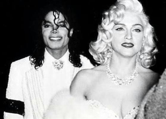 Fanfic / Fanfiction Tudo sobre o rei do Pop Michael Jackson - Capítulo 12 - Michael Jackson sobre Madonna