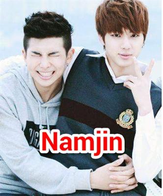 Fanfic / Fanfiction Two love - Capítulo 13 - Nosso Mês (Especial Namjin)