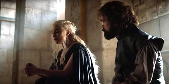 Fanfic / Fanfiction Um Tempo de Lobos e Dragões - Capítulo 25 - Tyrion VI