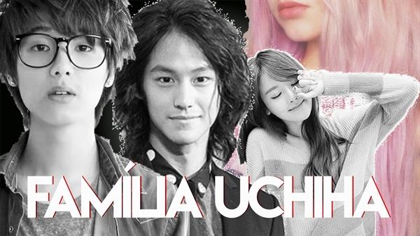 Fanfic / Fanfiction Uma Nerd Encantadora - Capítulo 9 - Familia Uchiha