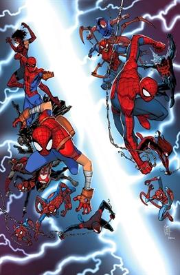 Fanfic / Fanfiction Uma nova historias de homem aranha - Capítulo 1 - O inicio