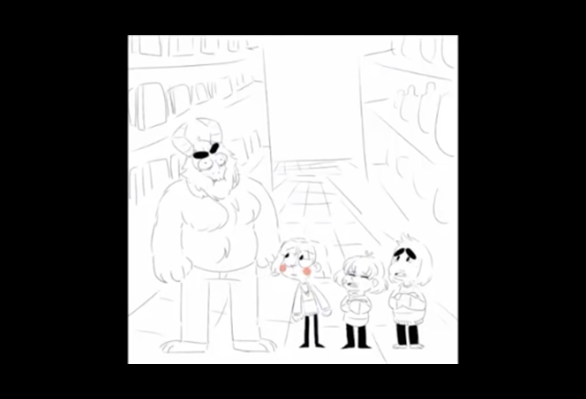 Fanfic / Fanfiction UnderBostaNenhuma - Capítulo 12 - ASGORE EH QUEM MANDA AKI