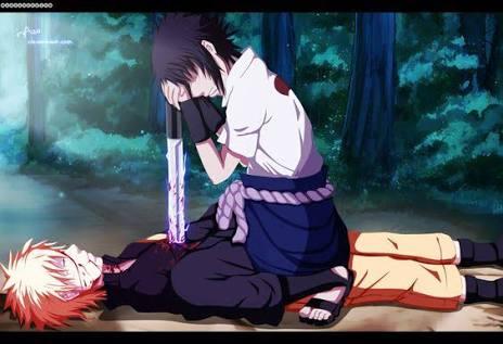 Fanfic / Fanfiction Vou Esquecer Seu Nome - Capítulo 33 - Sasuke, pode enganar a todos não a mim...