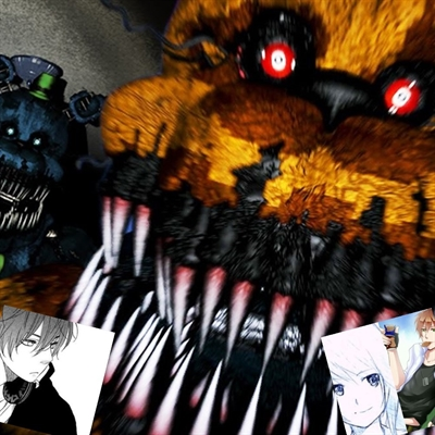 Fanfic / Fanfiction Yandere's Bizarre Adventure - Capítulo 46 - Terror de madrugada