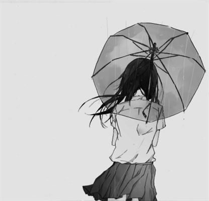 "Fanfic / Fanfiction - A Garota da varanda.. - Capítulo 1 - "" - No frio da chuva... """