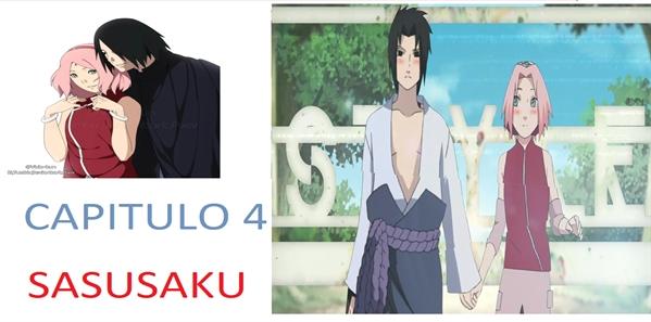 Fanfic / Fanfiction 2 irmãos ninjas - Capítulo 4 - Sasusaku