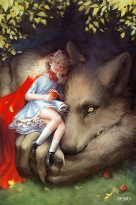 Fanfic / Fanfiction A Garota-Lobo. - Capítulo 2 - Os mesmos pensamentos.