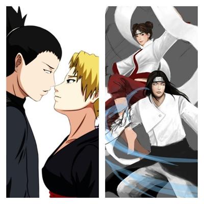 Fanfic / Fanfiction A Nova Sakura! - Capítulo 10 - Akemi vs Shikamaru/ Hana vs Neji - (3)