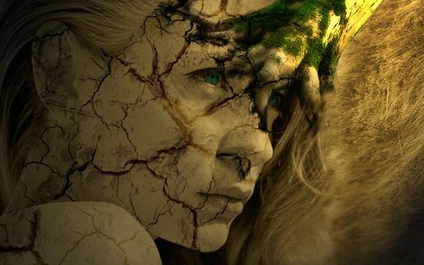 Fanfic / Fanfiction Alguém chamado Eu - Capítulo 1 - Quem sou Terra?