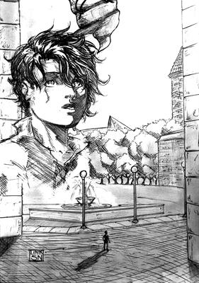 Fanfic / Fanfiction Alma de Dragão - Capítulo 3 - II - O primeiro dia