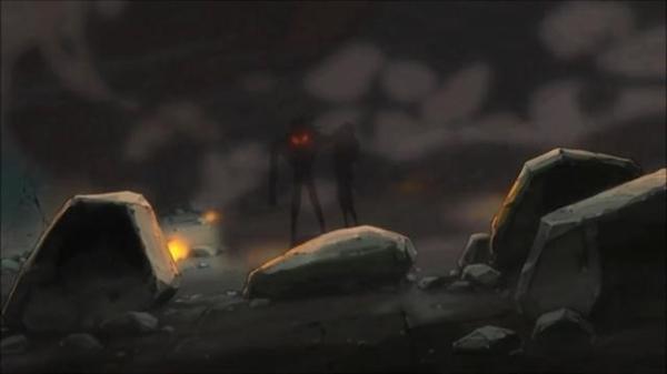 Fanfic / Fanfiction Amanhecer Sangrento - Capítulo 17 - Um Novo Inimigo Improvável