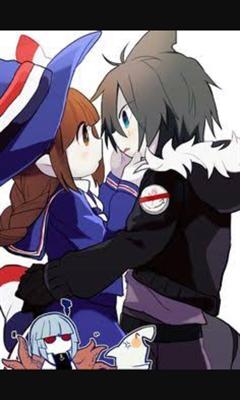 Fanfic / Fanfiction Amor Entre Espécies Diferentes (Games Mogeko) - Capítulo 2 - O beijo